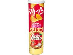 ポテトチップスクリスプ トマト&ガーリック味